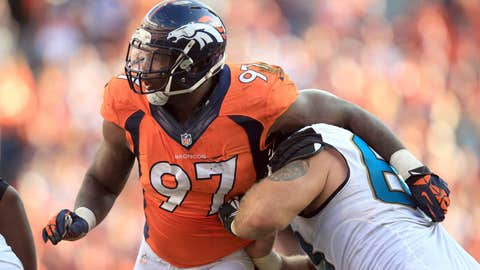 Broncos DE Malik Jackson