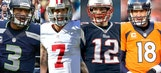 Past, present, future at quarterback collide on Championship Sunday