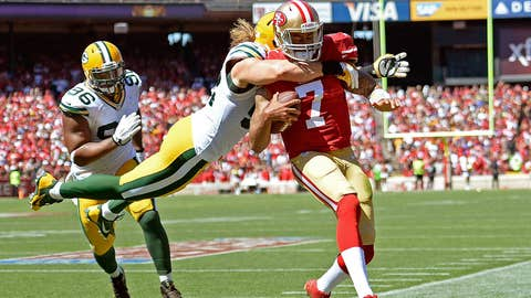 Packers v. 49ers
