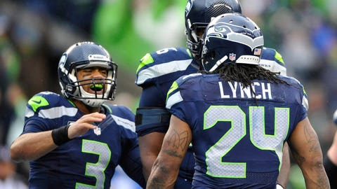Total Team Points - Seattle Seahawks