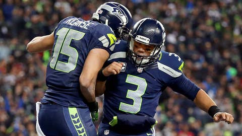 Total 1st Half Team Points - Seattle Seahawks