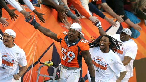 Danny Trevathan, LB, Kentucky / Drafted 188th overall by the Denver Broncos