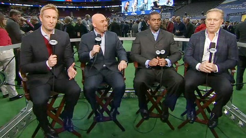 Monday-Friday, Noon ET on FOX Sports 1: FOX Super Bowl Daily