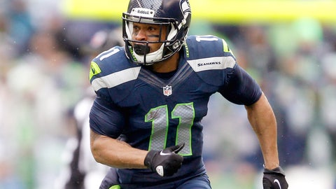 Percy Harvin, WR, Seahawks