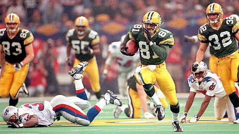 19: 1996 Green Bay Packers (Super Bowl XXXI)