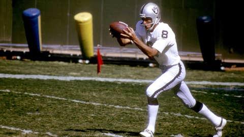 Ray Guy: P, Raiders (1973-86)