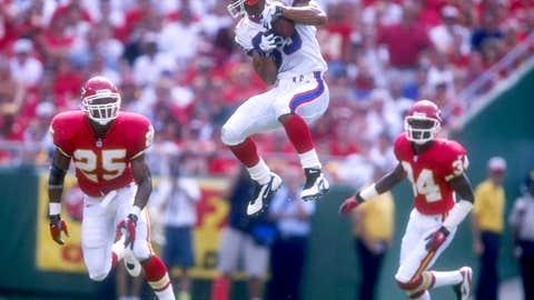 Andre Reed: WR, Bills (1985-99), Redskins (2000)
