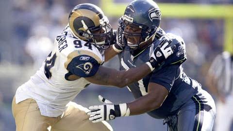 Walter Jones: OT, Seahawks (1997-2008)