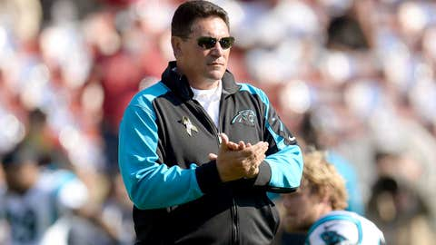 Coach of Year: Ron Rivera, Panthers