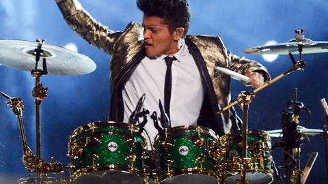Bruno Mars, Red Hot Chili Peppers