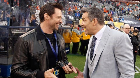 Wolverine and Warner