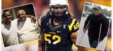 'He died in my arms': Memory of father fuels former ASU DE Carl Bradford