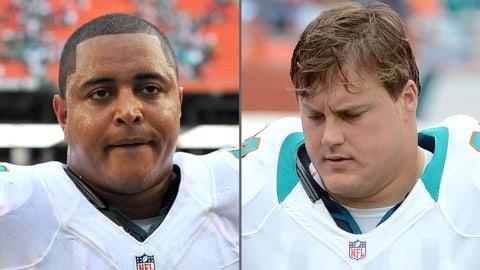 Miami Dolphins — Richie Incognito bullies Jonathan Martin