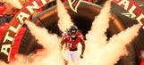 Roddy White pays off bet with fan, gives him Super Bowl tickets as extra bonus