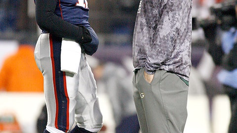 Patriots at Packers – Week 13