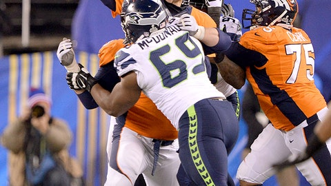 Seahawks at Broncos – Week 3