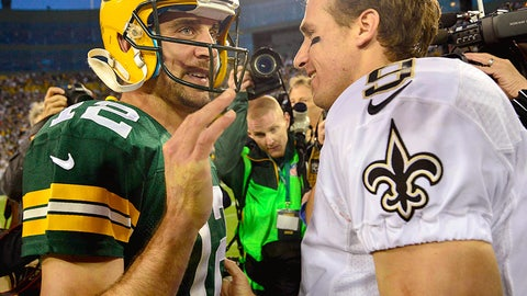 Packers at Saints – Week 8
