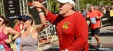 Hoodie can run: Bill Belichick finishes half-marathon in Nashville