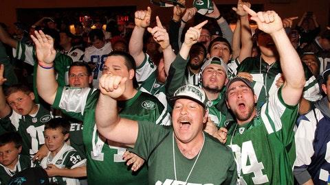 LOSER: The fans in attendance