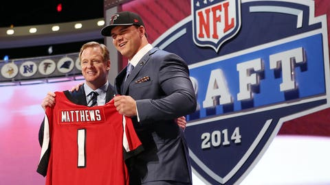 Atlanta Falcons: B