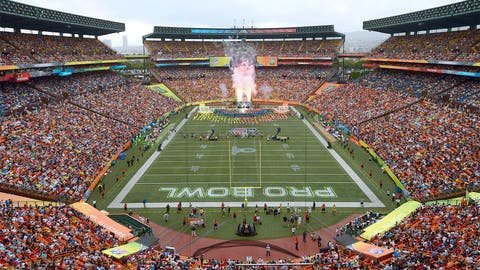 2. Give London the Pro Bowl