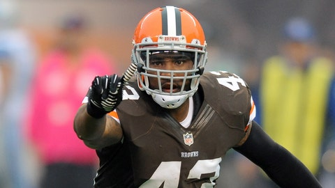 4. Cleveland Browns