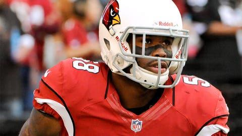 Cardinals LB Daryl Washington