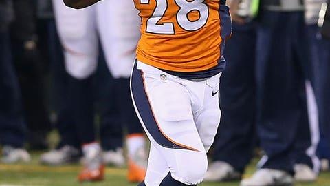Denver: Running back Montee Ball