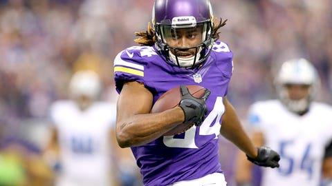 Minnesota: Wide receiver Cordarrelle Patterson