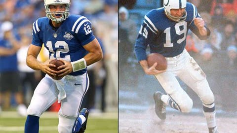 Indianapolis Colts uniforms