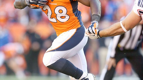 Montee Ball: RB, Broncos