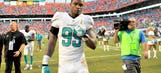 Dion Jordan suspended four games for violating policy on PEDs