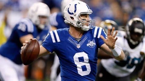 Colts QB Matt Hasselbeck, $3.63 million