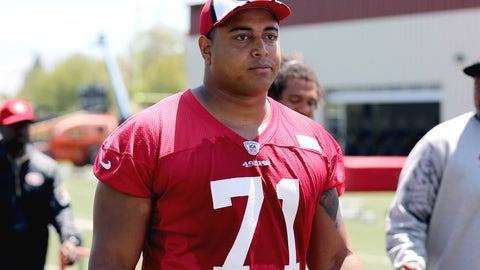 Jonathan Martin, OT, 49ers