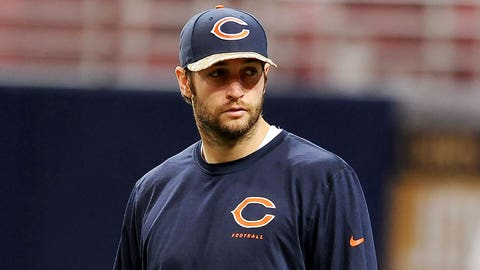 Jay Cutler's agent says QB isn't considering retirement