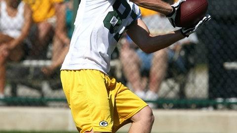 Jordy Nelson, WR, Packers