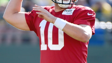 Matt Flynn, QB, Packers
