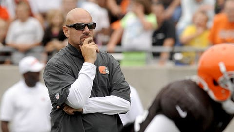 Mike Pettine, Browns