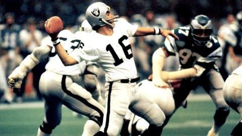 Jim Plunkett: 1970 Heisman winner, Super Bowl XV & XVIII champ