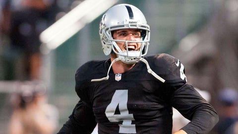 32. Oakland Raiders