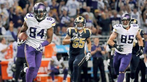 19. Minnesota Vikings