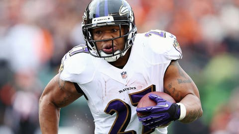 Free agent Ray Rice