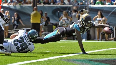 30. Jacksonville Jaguars