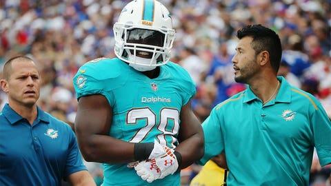 19. Miami Dolphins