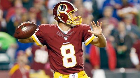 Redskins (+2.5) over CARDINALS (Over/under: 49)