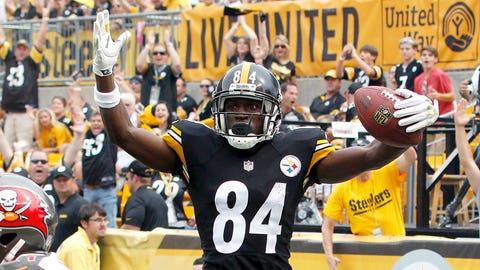 Pittsburgh (2-2): C