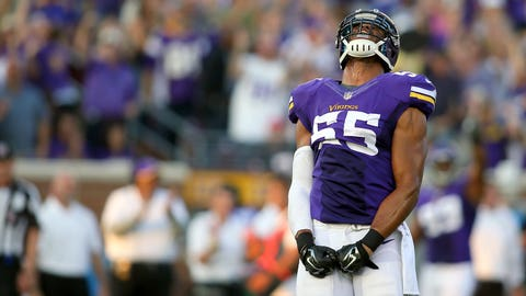 LB: Anthony Barr, Minnesota Vikings