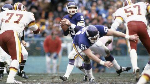 Tommy Kramer and Wade Wilson (Vikings)