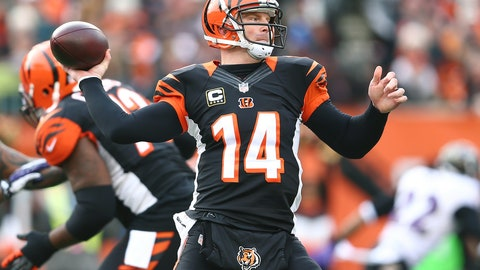 The Bengals Make Everything Look Easy
