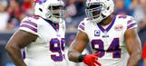 Every quarterback sacked by the Buffalo Bills in the past two years
